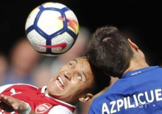Londýnske derby medzi Chelsea a Arsenalom sa skončilo bez gólov