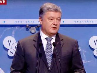 Petro Porošenko na Jaltskej konferencii v Kyjeve znova prisľúbil návrat Krymu do zostavy Ukrajiny a