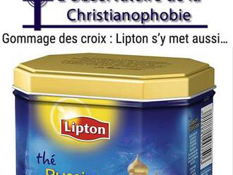 Po afére Lidlu vymazáva kríže aj Lipton, tentokrát z ruských pravoslávnych chrámov