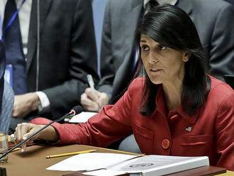 Haleyová: Bezpečnostná rada OSN vyčerpala svoje možnosti ohľadom Severnej Kórey