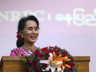 Aun Schan Su Ťij v utorok prednesie prejav k situácii v Jakchainskom štáte