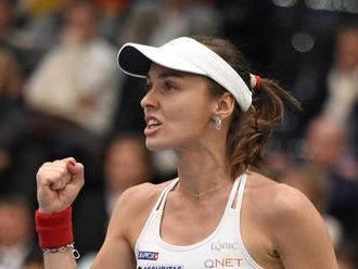 Za víkend vyhrala dva grandslamy, spolu ich má už 25. Martina Hingisová nevie, či tretíkrát ukončí k
