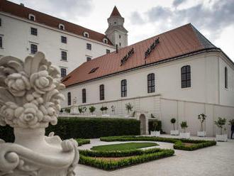 Váhostav už nemá monopol na Bratislavský hrad, Kelti na garážach sú stále ukrytí za betónom