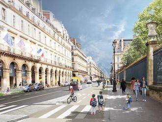 Paríž chce byť hlavným mestom cyklistiky, od Kodane má však ešte veľmi ďaleko