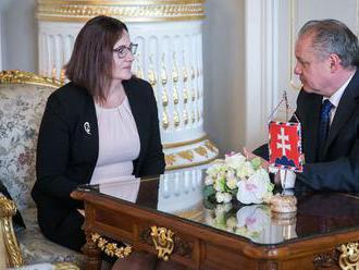 Kiska za ministerku školstva vymenoval Martinu Lubyovú