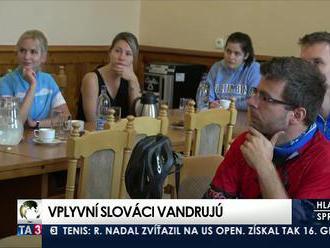 Vplyvní Slováci prebicyklujú Slovensko, chcú zistiť ako mu môžu pomôcť