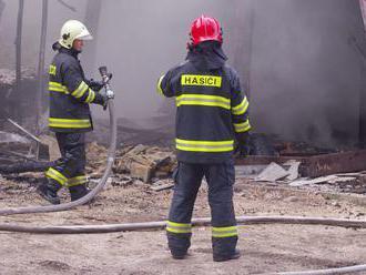 Na Orave vypukol požiar, v horiacej chate zahynul jeden človek