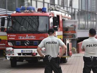 Poplach na Orave: Chata sa ocitla v plameňoch, jedna osoba je mŕtva