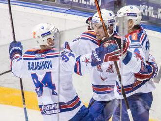 Petrohrad otočil duel v Omsku a utvoril dva rekordy KHL