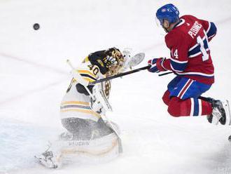 NHL:  Boston uspel na ľade Montrealu, Chára asistoval