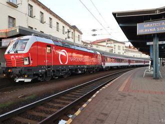 V pondelok nás čaká výluka v úseku Bratislava Lamač - Hlavná stanica