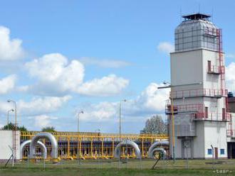 Zo Slovenska na Ukrajinu sa v roku 2017 prepravilo 9,9 mld. m3 plynu