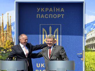 Rezort zahraničia:Vzťahy s Ukrajinou sú nezaťažené otvorenými otázkami