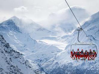 Snehové správy: Lyžiarske podmienky sa opäť zlepšujú