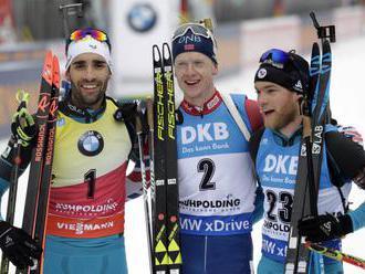 V mass pretekoch 5. kola zvíťazil Nór J. T. Boe