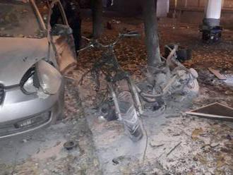 Výbuch bomby v Libanone zranil príslušníka Hamasu