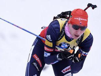 Biatlon: Vyhrala Fínka Mäkäräinenová, Kuzminová prišla o žlté tričko