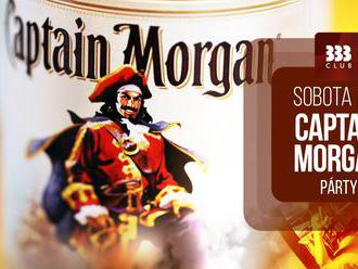 ✰ Captain Morgan Párty ✰ 13.1.
