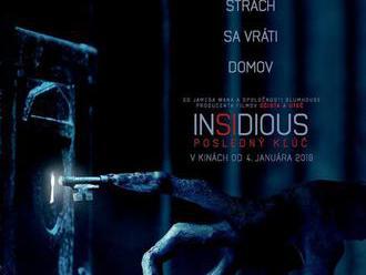 Insidious: Posledný kľúč
