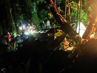 V Brazílii hromadná zrážka vozidiel si vyžiadala najmenej 13 mŕtvych