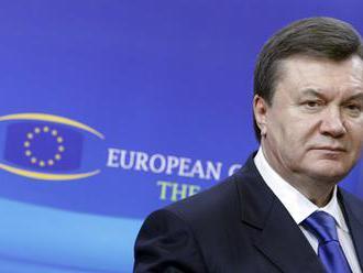 V Charkove polícia zadržala ukrajinského exprezidenta Viktora Janukoviča