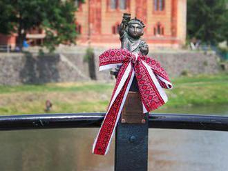 Oblasťou spolupráce medzi slovenskými a ukrajinskými obcami je najmä kultúra