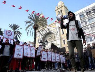 V Tunisku po vlne protestov vláda oznámila sériu sociálnych reforiem