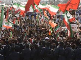 Iránske úrady prepustili stovky zadržaných demonštrantov