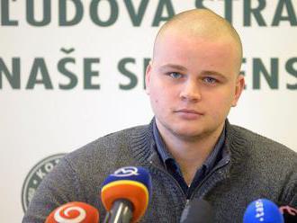 Kotlebovec Mazurek sa postaví pred sudcu vo februári