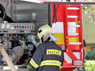 Dobrovoľní hasiči dostali od ministerstva techniku, slúžiť má na pomoc i vzdelávanie