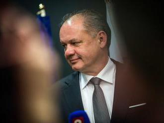 Premiér Fico by sa mal už vyrovnať s prehrou v prezidentských voľbách, reaguje prezident Kiska