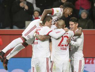 VIDEO: Bayern si z Leverkusenu vezie tri body, víťazný gól dal Ribery