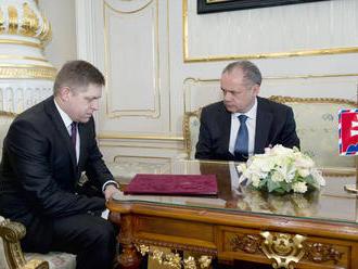 Fico vyzval Kisku, aby zverejnil všetky dokumenty z prezidentskej kampane