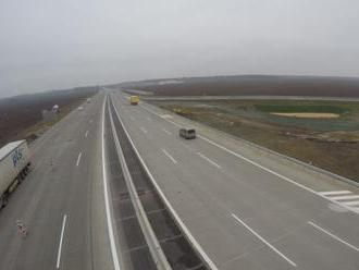 Žiadny nový úsek diaľnice tento rok neotvoria