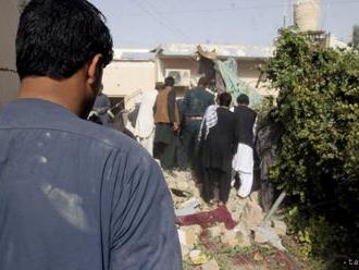 Bombový útok na svadbe v Afganistane si vyžiadal päť životov
