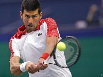Djokovič rozdrvil Zvereva a postúpil do finále turnaja Masters