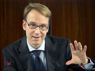 Podľa šéfa Nemeckej centrálnej banky konflikt medzi USA a Čínou slabne