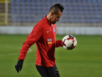Hamšík nastúpil na rekordný 108. zápas v drese Slovenska