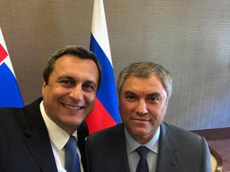 Profil: Kto je Dankov kamarát Volodin? Putinov človek, čo strašil pred homosexuálmi a skazenou Európ
