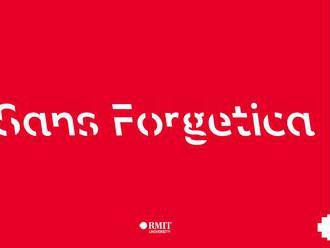 Nové písmo narúša typografické zásady, no z textu si vďaka nemu zapamätáme viac