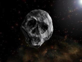 Asteroid v tvare ľudskej lebky preletí okolo Zeme už druhýkrát, môže ísť o mŕtvu kométu
