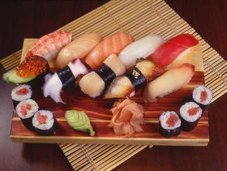 Jednoduchý recept na sushi