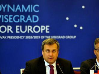 Danko: V4 chce prispieť k dynamike a potrebným reformám EÚ