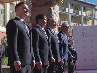 Samit prezidentov V4 v Tatrách: Na úvod riešili problém s fajčením v nefajčiarskom hoteli