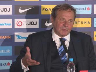 Ostré slová trénera Kozáka: Veľa sa toho narozprávalo o miliónoch, ale treba to ukázať na ihrisku
