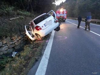 Dopravná nehoda pri Ohradzanoch si vyžiadala dve obete