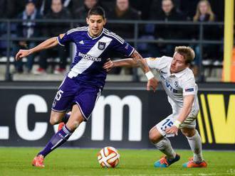EURÓPSKA LIGA: Anderlecht stratil šancu na postup z D-skupiny