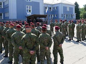 Vo voľbách hlasovali aj príslušníci žilinského špeciálneho pluku