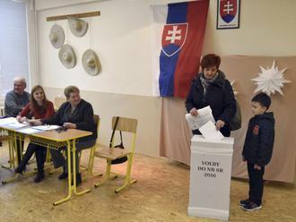 Priebeh volieb v okrese Trebišov je pokojný a bez narušení