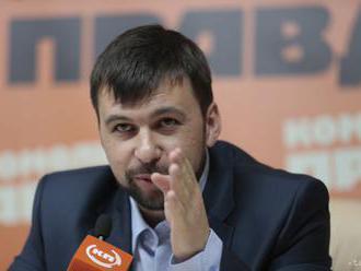Separatistický líder Pušilin sľúbil po voľbách užšie vzťahy s Ruskom